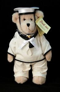 Bears-Over-There-Jack-Tar-Australian-Navy-Teddy-Bear-Military-Plush-Collectable