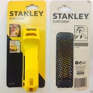 Stanley STA521104 Moulé Carrosserie SURFORM Bloc Plan 5-21-104