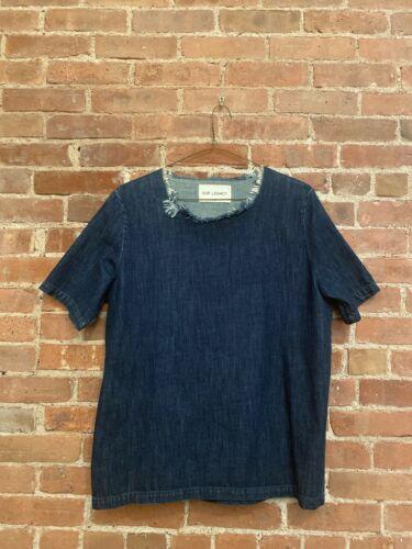 Our Legacy Men's Shirt Denim Size 48