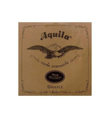 Jeu de Cordes ukulele Soprano Aquila 4U Nylgut