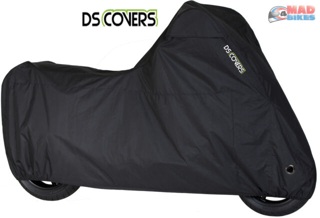 DS Alfa Motorcycle Cover Harley Davidson, Protection For Rain Dust Frost & UV