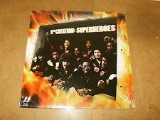 9TH CREATION : SUPERHEROES - USA LP 1979 - HILLTAK HT 1101 - soul funk disco