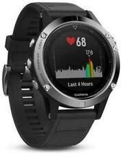 Garmin Fenix 5 GPS-Multisport-Smartwatch silber/schwarz