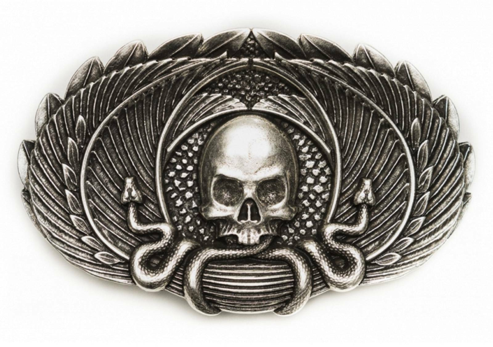 Clasp Belt Buckle Metal Myth of The Snake Interchangeable Clasp Buckles