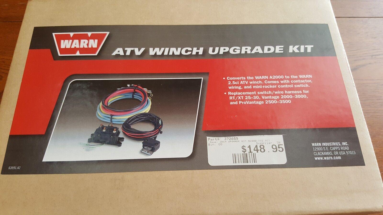 WARN Winch Upgrade Kit W63990 on
