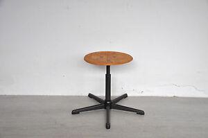 Officina sgabello stool sgabello industriale bauhaus vintage loft