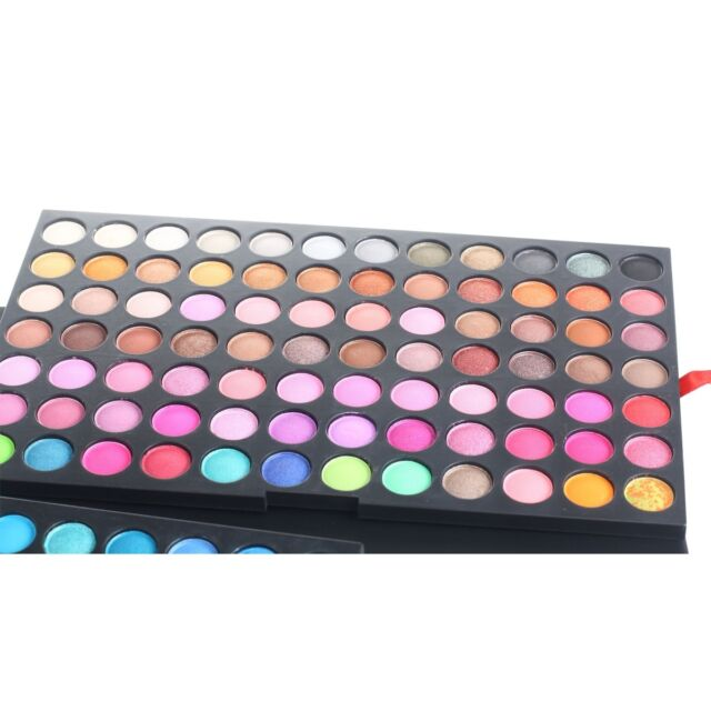 FASH New Cosmetic Professional Eyeshadow 168 Color Palette Matte And Shimmer