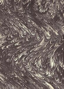 qm Französisches Marmorpapier 50 x 65 cm 100 gr