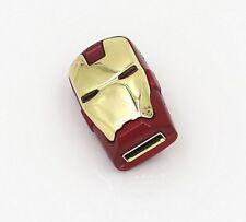 USB Flash Drive 32GB Iron Man Pen Drive UK SELLER 16 gb Ironman Gold Colour