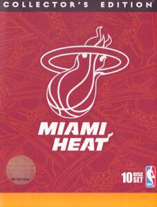 NEW-Miami-Heat-Box-Set-DVD-Free-Shipping