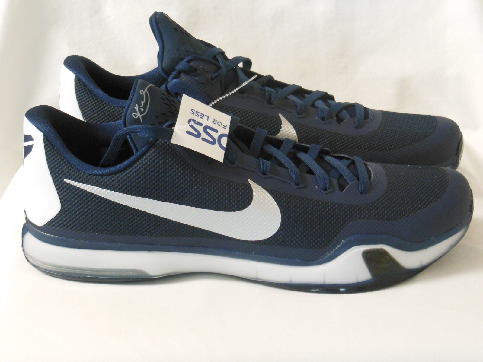 official photos 8c842 bde16 ... closeout kobe x tb cómodo midnight navy elite nike 813030 401 cómodo tb  casual salvaje de4e6a
