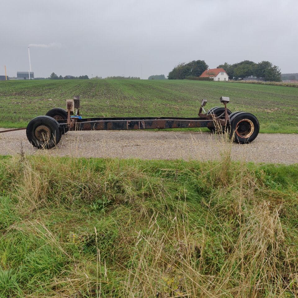 US trailer, Ophalervogn, Bådvogn