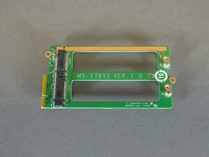 MS-17812-Quad-M-2-SSD-Adapter-from-MSI-GT72-2QE-Dominator-17-3-034-Gaming-Laptop