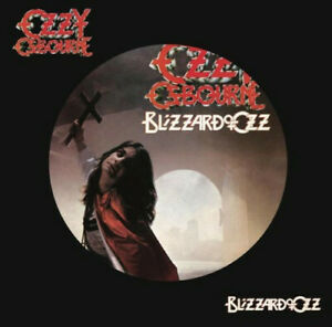 Ozzy-Osbourne-Blizzard-Of-Ozz-Picture-Disc-Remastered-New-Vinyl-LP-Pictu