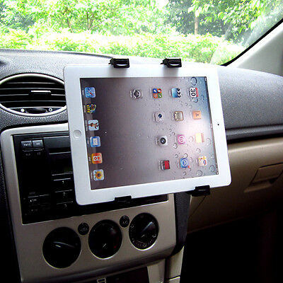 "Car Air Vent Mount Stand Holder F. Samsung Galaxy Tab 3 4 Pro 10.1"" SM-T530 T520"
