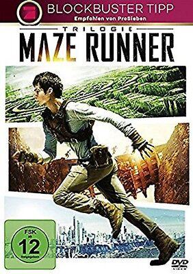 Maze Runner Teile