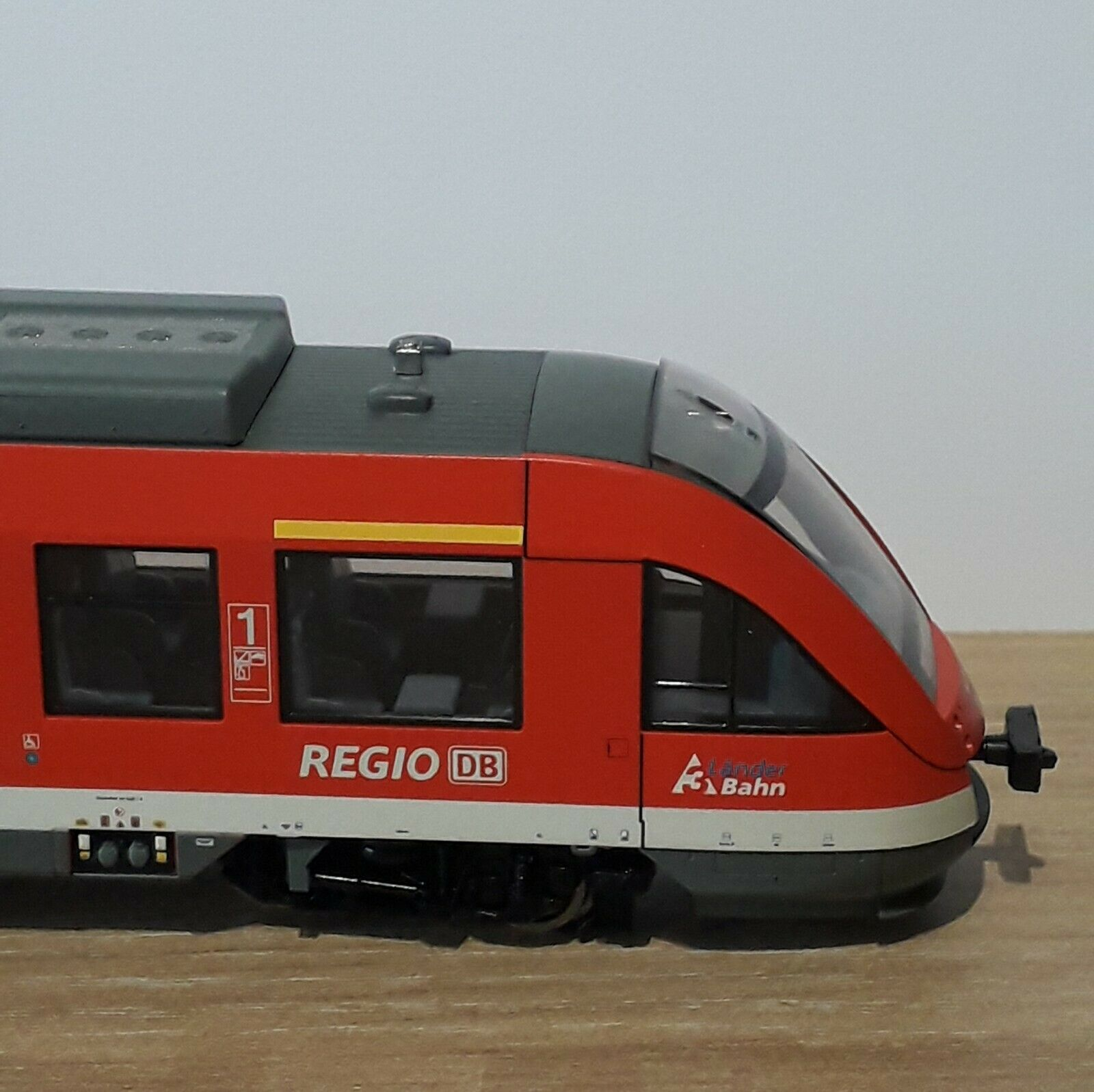 LILIPUT 133100 H0   DB Regio Lint diesel railCoche  Ep VI.