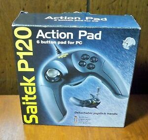 Saitek Gamepad P120 Drivers Windows XP