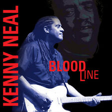 Bloodline - Kenny Neal (2016, CD NEUF)