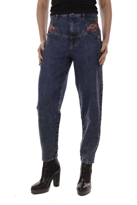 Diesel De-Jim Jeans Pantaloni women Slim Careda