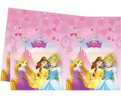 Princesses Bell Ariel Sleeping Beauty cinderella  Cupcake toppers /& tablecove