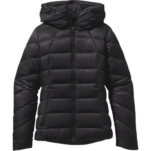 Patagonia Downtown Loft Jacket Womens Black XL NWT NEW Down $279