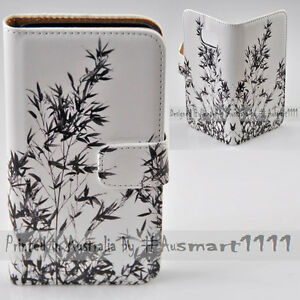 For-Apple-iPhone-Series-Case-Bamboo-Silhouette-Print-Wallet-Phone-Case-Cover