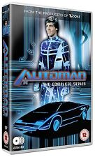Automan . The Complete Series . Chuck Wagner . 4 DVD . NEU . OVP