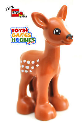 Lego Duplo Animals ~ Forest Deer Doe and Baby Fawn