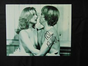 034-Let-039-s-Get-Laid-034-Robin-Askwith-Hand-Signed-10X8-B-amp-W-Photo-Autograph-World-COA