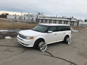 2010 FORD FLEX LIMITED AWD EcoBoost Twin Turbo Great Condition!