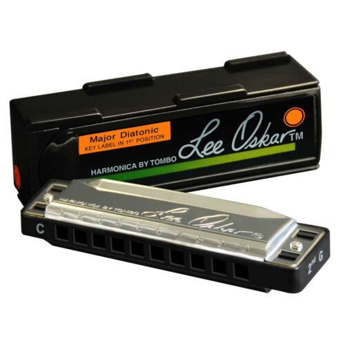 Lee Oskar Major Diatonic Harmonica Key of Low E