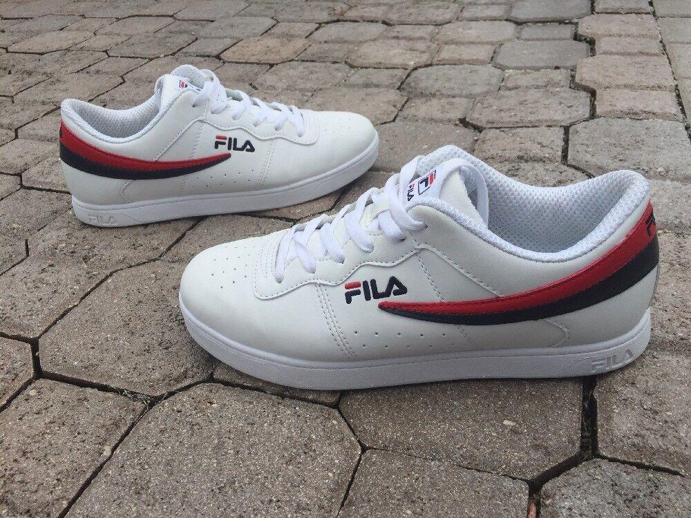 Fila Men's Court 13 Sneaker Comfortable Seasonal clearance sale