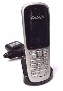 Avaya-ch608-Auricular-CARGADOR-2x-NUEVOS-Baterias-TOP