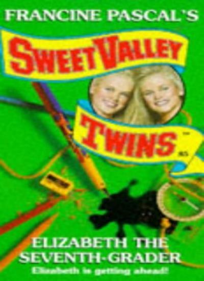 The Seventh-Grader (Sweet Valley Twins) By Francine Pascal