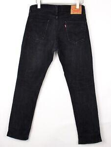 Levi's Strauss & Co Hommes 511 Slim Jeans Extensible Taille W34 L30