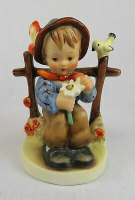 "She Loves Me Not"" 4.25"" #174 ""full Bee"" Collectible Figurines Frugal Hummel Goebel ""she Loves Me Decorative Collectibles"