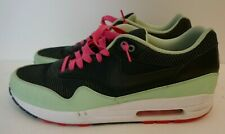 Nike Air Max 1 FB Yeezy Atmos Black Fresh Mint Pink Flash
