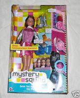 Mattel Mystery Squad Drew Barbie Doll 2002