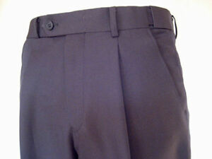 New-City-Club-Men-039-s-Black-Trousers-Only-83-with-Free-Postage