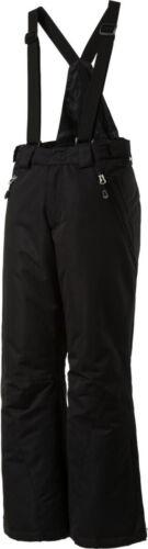 McKinley niños esquí pantalones Kiltec Ralph II con vigas desmontable negro