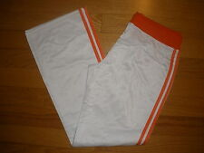 NEW HOOTERS RARE SEXY WHTE TRACK/COMPETITION/EVENTS/CASUAL PANTS LAS VEGAS LARGE