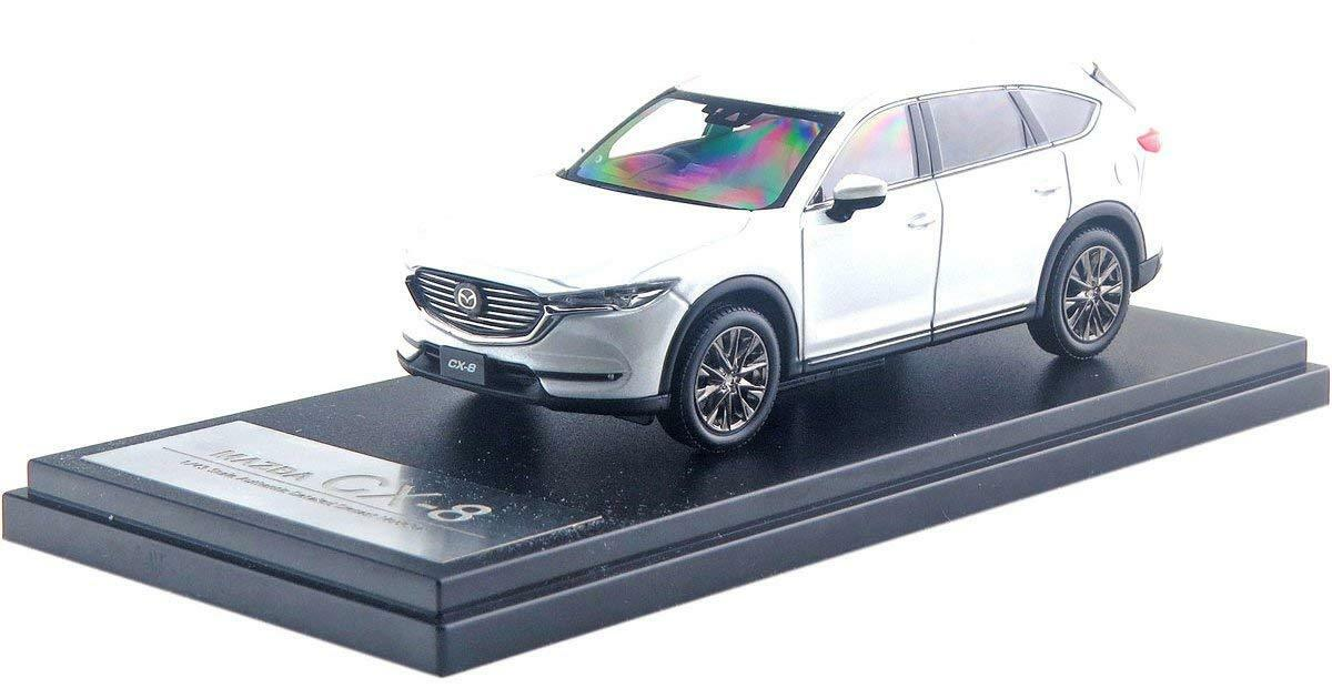 muchas concesiones Hi Story 1 43 Mazda CX-8 CX-8 CX-8 (2017) Copo De Nieve blancoo Mica de la Perla HS213WH con seguimiento  Entrega rápida y envío gratis en todos los pedidos.