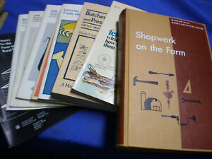 used books for homesteading