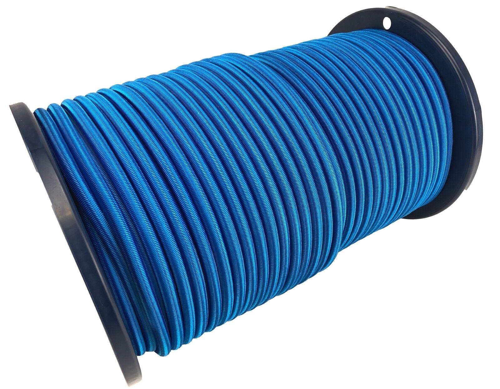 10mm Königsblau Elastischer Gummizug Seil X 100 Meter Meter Meter Krawatte Unten aa7e61