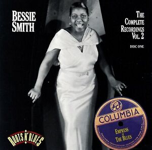BESSIE-SMITH-The-Complete-Recordings-Vol-2-Disc-One-Columbia-Legacy-CD