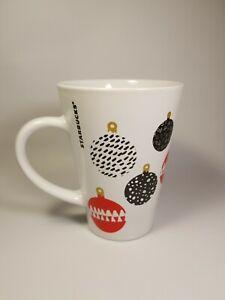 STARBUCKS-Coffee-Cup-Mug-16oz-Microwave-Safe-Christmas-Holiday-Ornament