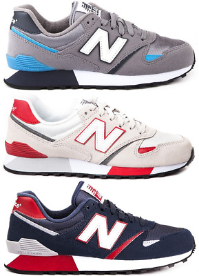NEW BALANCE U446 Sneakers Casual Athletic Trainers Shoes Womens ...
