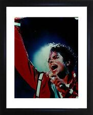 Michael Jackson Framed Photo CP0352