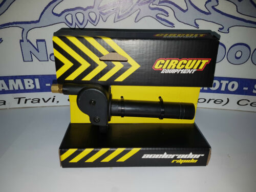 Comando Gas Rapido Moto 2T Universale Monocavo Circuit CA001.001